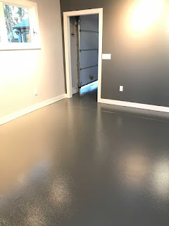 Canyon Painting can upgrade your garage floor with an epoxy coating and increase the value of your Cottonwood, Camp Verde or Verde Valley home.