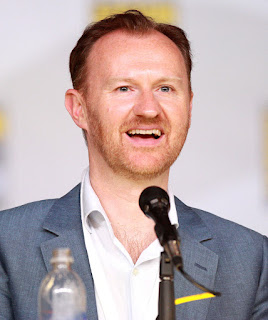 MARK GATISS, UK actor & script writer