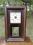 VINTAGE ANTIQUE CLOCKS