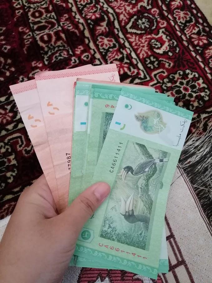 Simpan duit