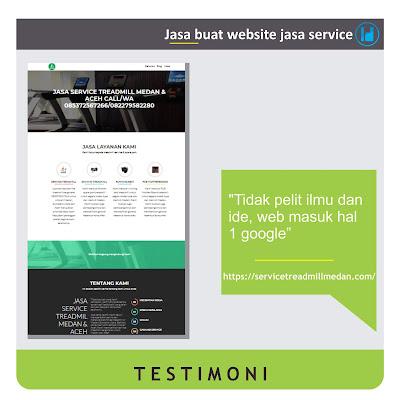 jasa buat website jasa service di medan