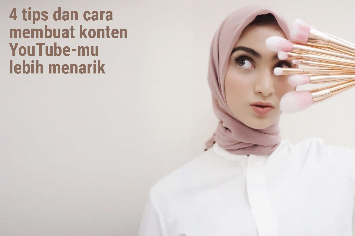 Vloger cantik Hijab mansi dan seksi