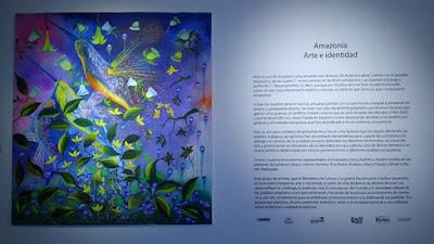 Amazonía, arte e identidad