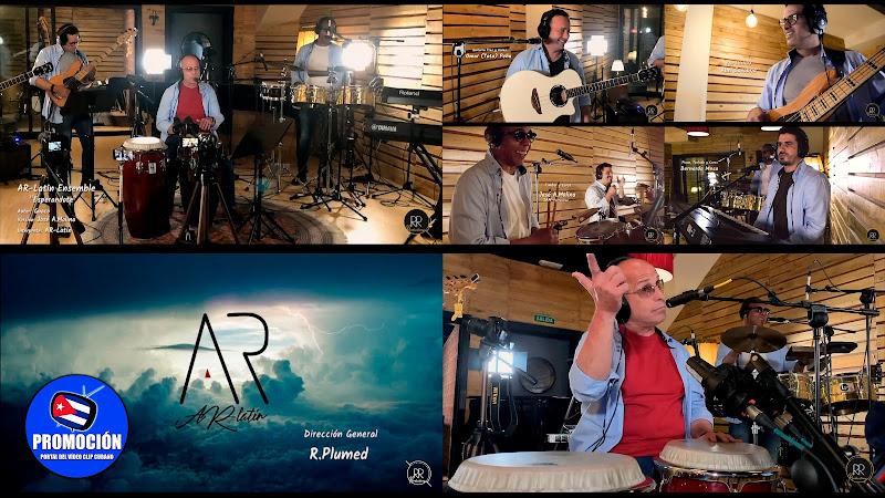 AR-Latin Ensemble - ¨Esperándote¨ - Videoclip - Autor: Guaco - Adaptación: José A. Molina - Dir: Raquel Plumed. PortalDel Vídeo Clip Cubano. Cuba.