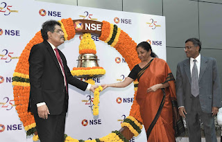 25th anniversary of NSE