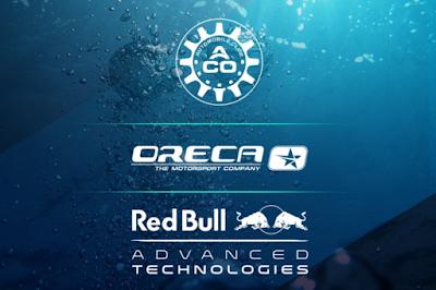 Red Bull and Oreca