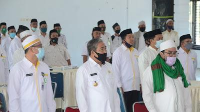 Bupati Sidrap Dollah Mando Buka Rapat Kerja IPIM Sidrap