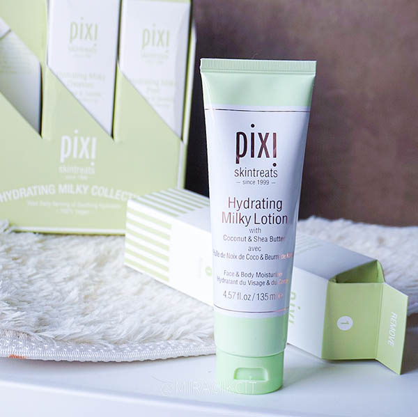 Pixi Skintreats Hydrating Milky Lotion Review