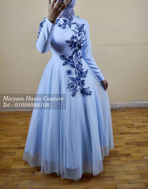 11 ideas of hijab evening Dresses 2019