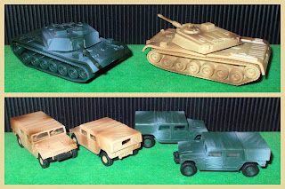 Ackerman Group Plc.; Ackerman Mini Sets; Battle Zone; Carded Mini Playsets; Carry Cases; Cary case Play Sets; Cavemen; Cold War Era Troops; Dino Safari; Dinosaurs; Dollar Tree Distribution; Dragons; Hornby Hobbies; Hornby Railways; Hummer; Knights; M1 Abrams; M1 MBT; Medieval Toy Figures; Mini Army Carry Case; Mini Dinosaur Carry Case; Mini Dragon Carry Case; Prehistoric Men; Small Scale World; smallscaleworld.blogspot.com; Tim Mee; Toy Major; Toy Master; Train Sets;