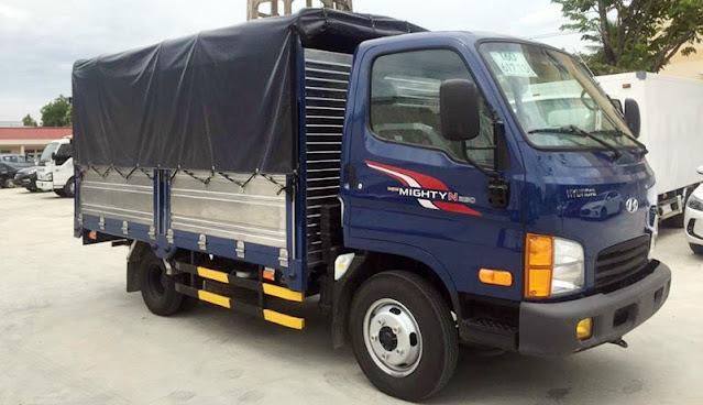 Hyundai N250 thùng bạt