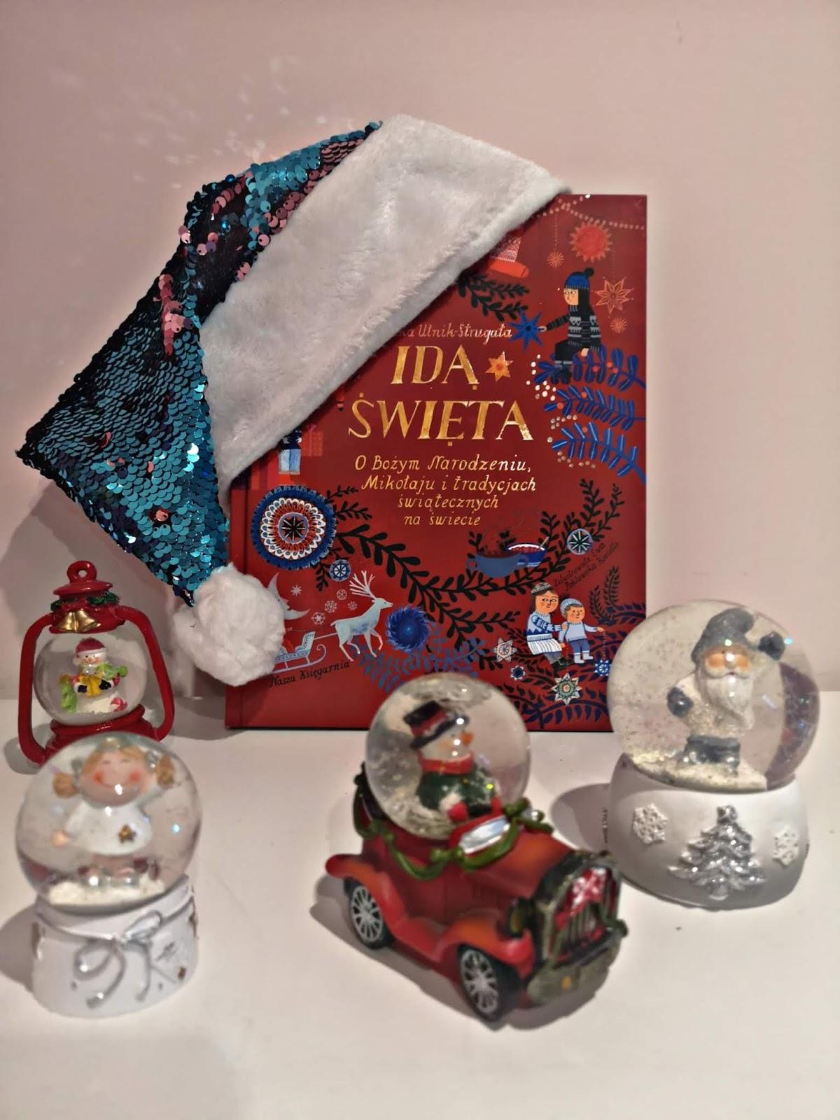 Święta z wydawnictwem Nasza Księgarnia. IDĄ ŚWIĘTA oraz WIECZÓR GWIAZDKOWY NA PLACU BUDOWY.