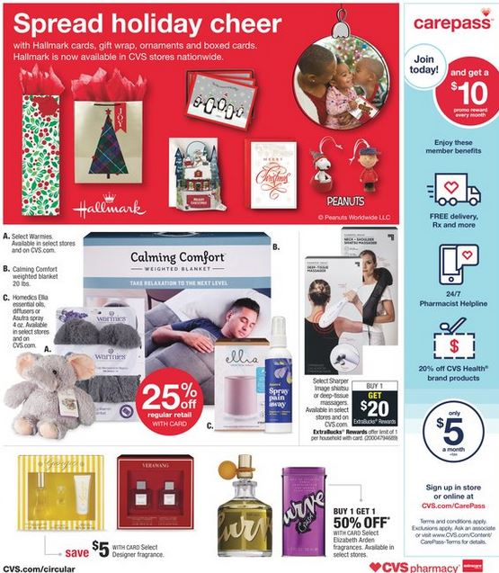 CVS Weekly Ad Preview 1117-1123 Page 6