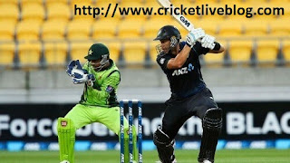 new zealand vs pakistan 3rd ODI Match 2018