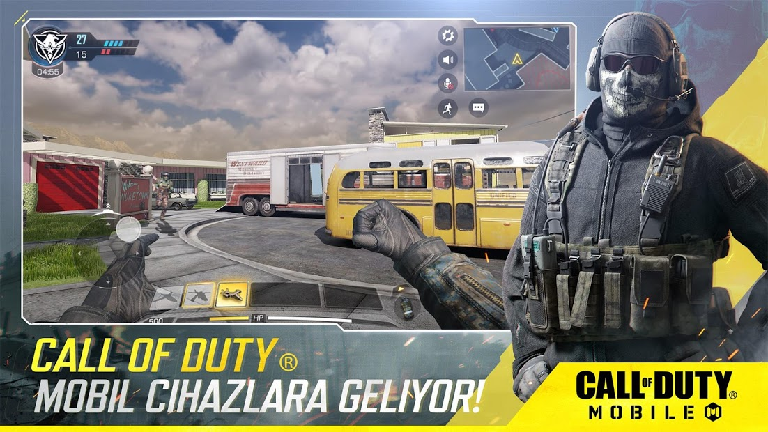 Call of Duty Mobile Sekmeme Ve Damage Hileli