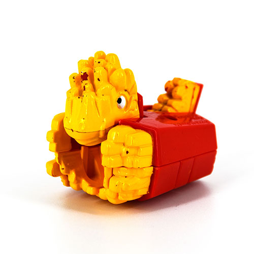 McTransformers 1989 Fry-Ceratops 2