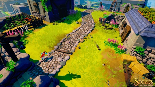 Stories The Path of Destinies - PC (Download Completo em Português)