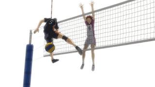 ハイキュー!! アニメ 3期5話 天童覚   Karasuno vs Shiratorizawa   HAIKYU!! Season3