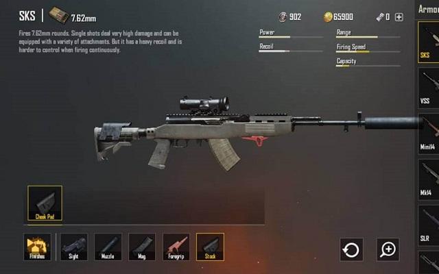 DMR - dòng súng phối hợp ưu điểm của Assault Rifle cùng xạ thủ Rifle