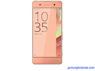 Cara Flashing Sony Xperia XA F3115 Via Flashtool