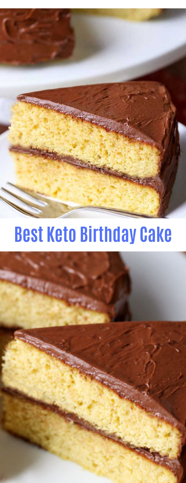 Best Keto Birthday Cake
