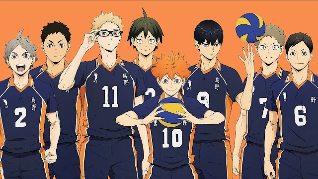 6 Tokoh Favorit di Haikyuu Anime Paling Populer