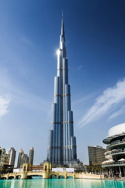 Mambo 20 usiyoyajua kuhusu Jengo Refu zaidi Duniani la Burj Khalifa