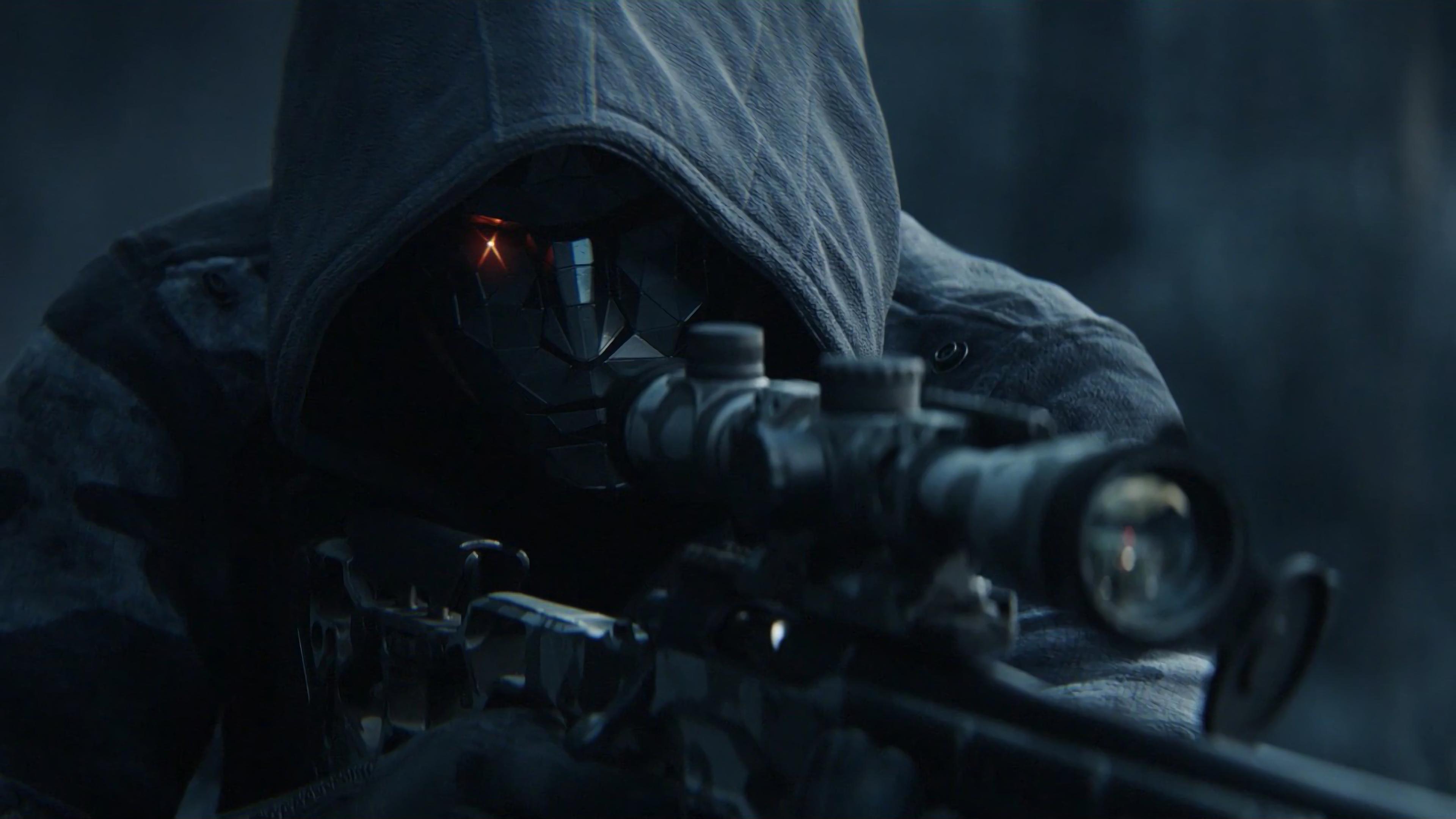 Sniper Ghost Warrior Contracts 4k Wallpaper 1