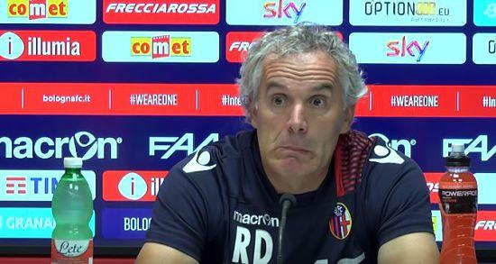 """Conferenza DONADONI Inter Bologna: """"Sadiq non si è mai allenato con noi. Donsah non gioca perché preferisco altri."""""""