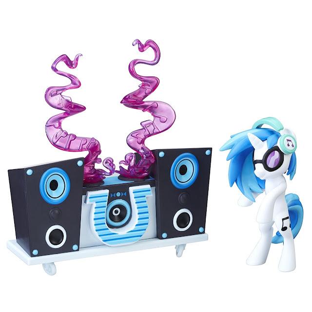 Guardians of Harmony DJ-Pony3 / Vinyl Scratch MLP Merchandise