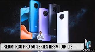 REDMI K30 PRO Series