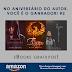 """Promoção ft. Lançamento de """"A Relíquia da Vida""""!"""