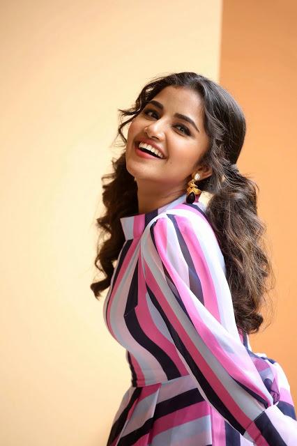 South Indian Actress Anupama Paremeswaran Latest Photos