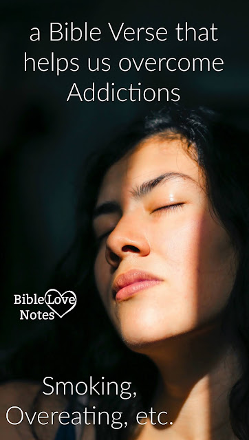This Scripture passage can change your life by helping you overcome anything that regularly tempts you or addicts you.