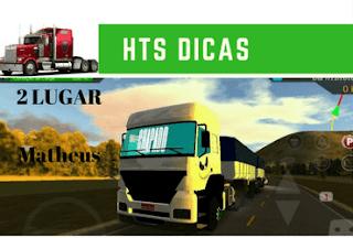 Melhores Montagens no Heavy Truck Simulator Hts Dicas