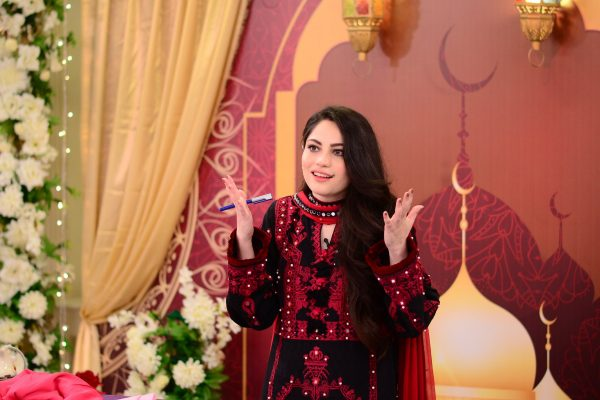 Good Morning Pakistan Eid Special | Celebrities shining Pictures in Colorful Looks