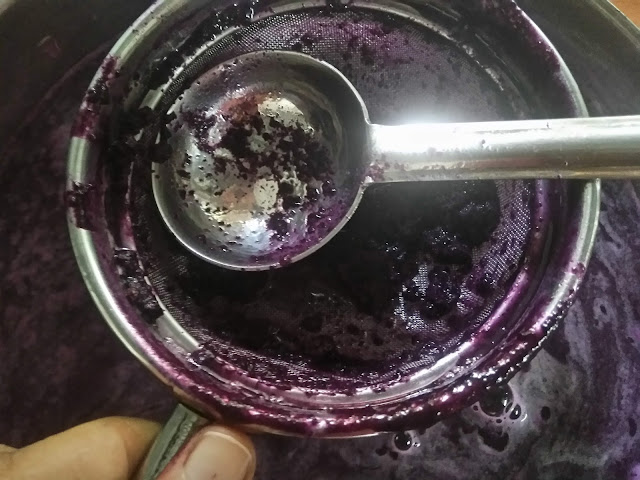 Jamun Juice / Jamun Drink / Black Plum Juice / Black Berry Juice