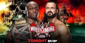 Repetición Wwe Wrestlemania 37 Noche 1 Full Show