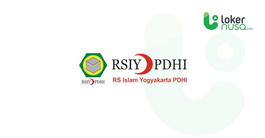 Lowongan Kerja Medis RSIY PDHI