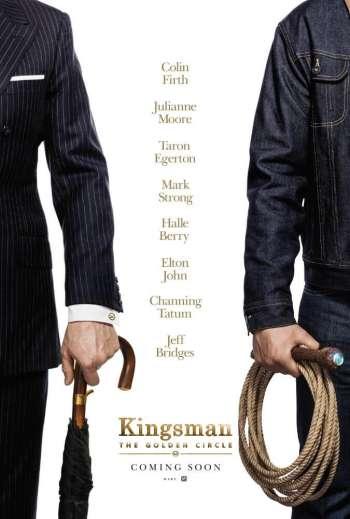 kingsman the golden circle 2017 hindi dual audio 720p