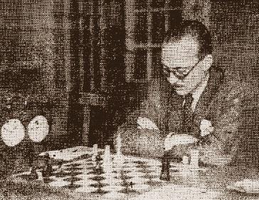 El ajedrecista Rafael Llorens Llorens