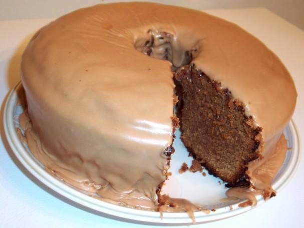 Milky Way Pound Cake