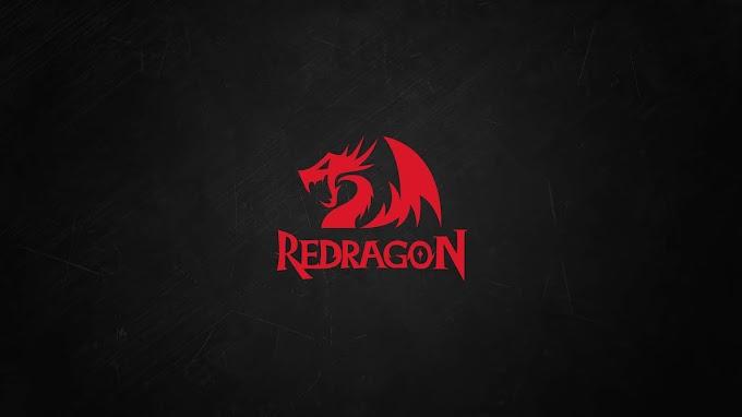 Plano de Fundo Logo Red Dragon