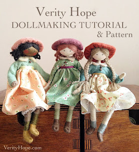 LEARN TO MAKE THESE DOLLS