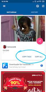 Download photo dan video di instagram 1