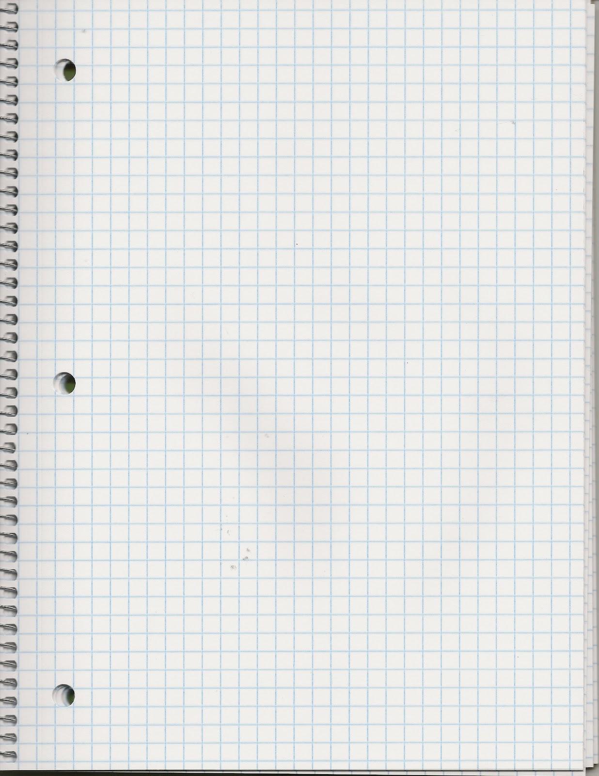 Vrijmoet's Math: Graph Paper