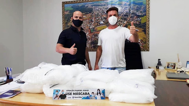 Manoel Ribas: Vereador Jean usa subsídio para compra de equipamentos para Saúde