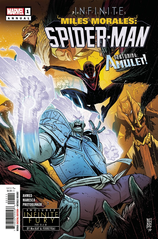 Miles Morales Spider-Man Annual #1