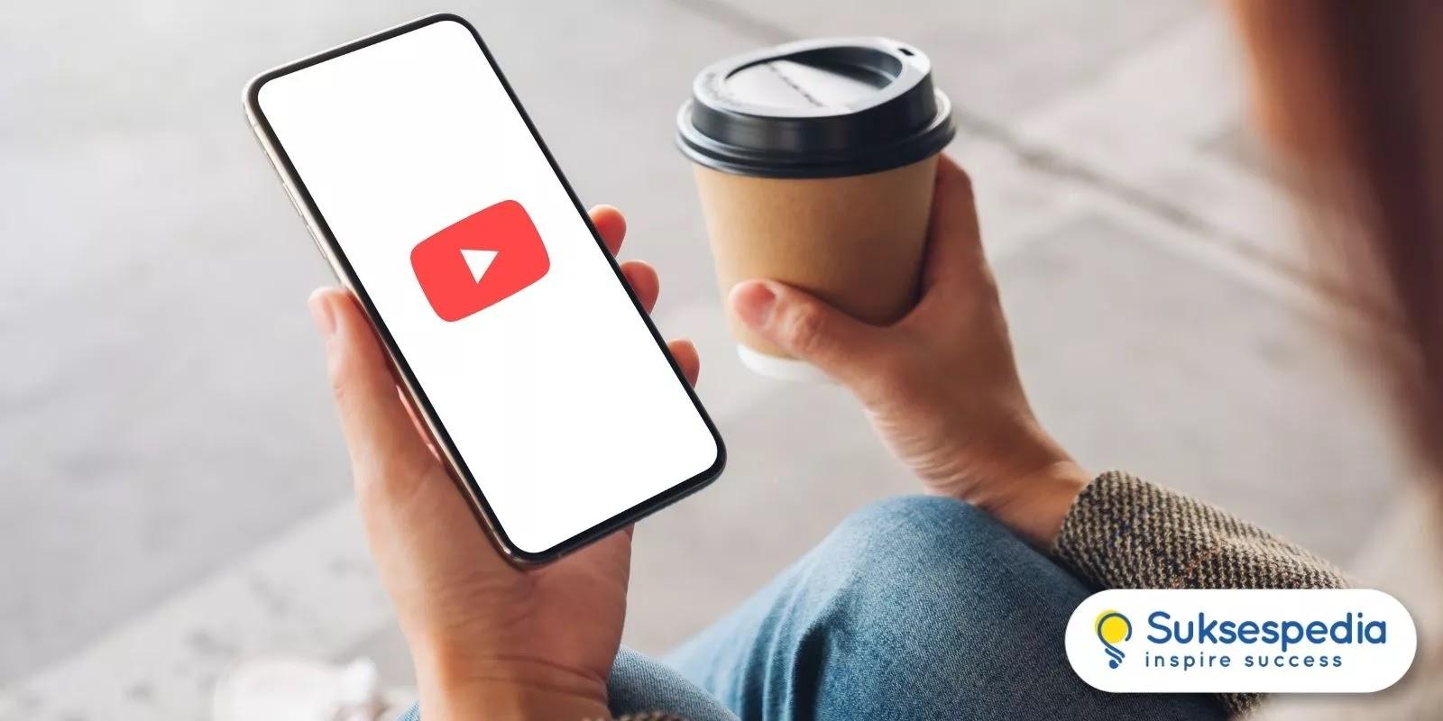 5 Cara Simple Membuat Channel YouTube di Handphone