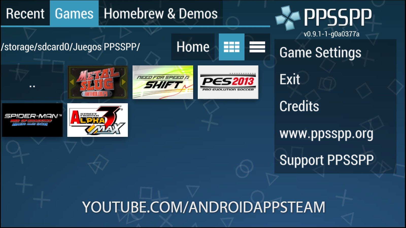 Ppsspp Gold Psp Emulator V1 7 5 Paid Apk El Mejor Emulador De